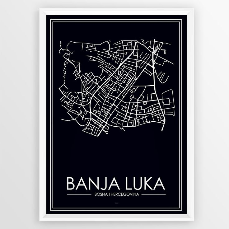 The Map - Banja Luka (Crna)