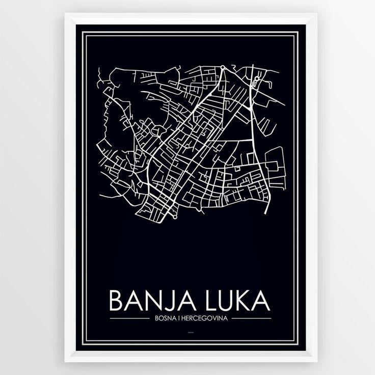 The Map - Banja Luka (Crna)