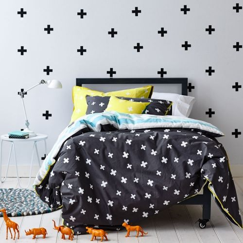 Adairs Kids Boys Tiger Terry - Bedroom Quilt Covers & Coverlets - Adairs Kids online
