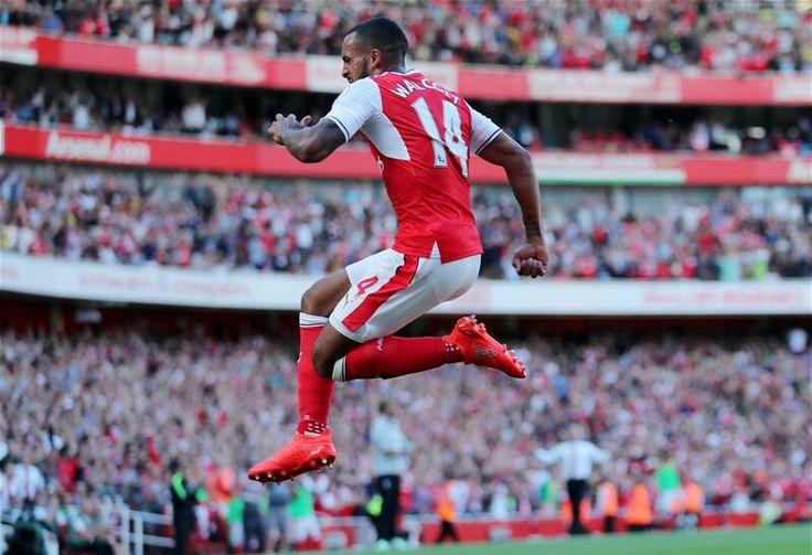 Theo Waclott - Arsenal FC #Arsenal #AFC #COYG