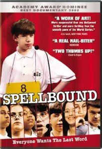 Great Documentaries for Kids: Spellbound (Nat'l Spelling Bee), Winged Migration, Planet Earth (love it)...