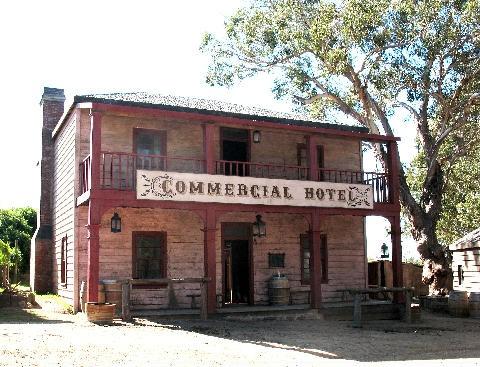 The Australian Pioneer Village // Hotel for Wildboys // Wilberforce