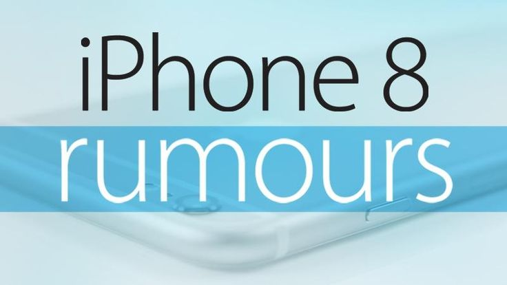 The iPhone 8 rumour mill is heating up. We predict the iPhone 8 release date, UK price, tech specs, new features and more. Latest: a source close to Apple predicts that the iPhone 8 will have a curved plastic OLED screen and may have side-mounted Touch ID; and a noted blogger says the iPhone 8 redesign will be