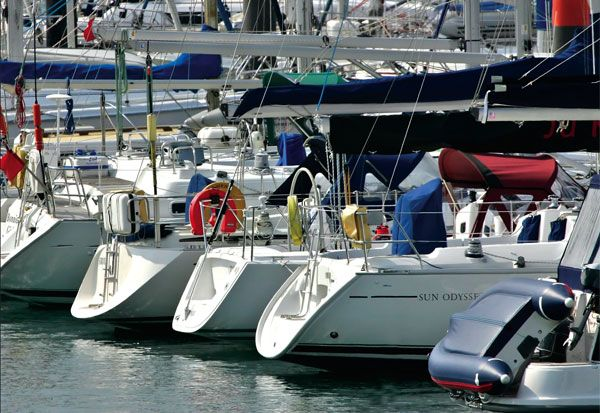 Buying a second hand boat
