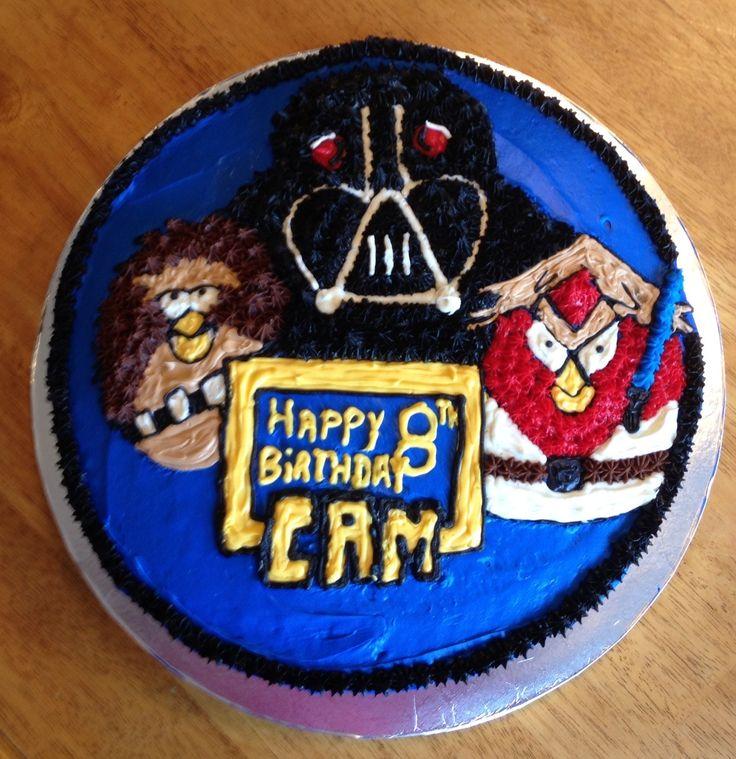 Birthday Cake  Angry Birds