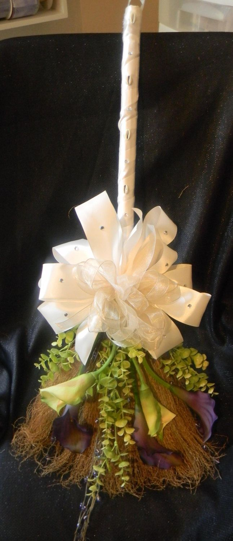 Outstanding Decorative Brooms For Weddings Photo Wedding Dress