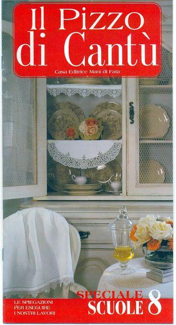 Scuola di pizzo di Cantù 2003 (bolillos) - Blancaflor1 - Picasa Web Album