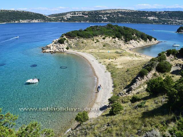 Rab Croatia beaches Maman Rab Croatia Beaches