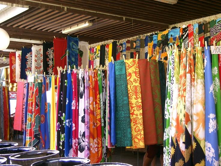 marché de Papeete