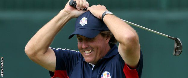 Ryder Cup 2014: United States Ryder Cup team in profile