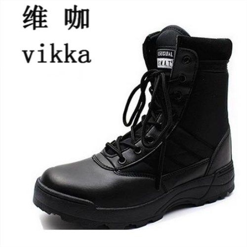 2017 Men Army Boots Mens Military Desert Boot SWAT Combat Boots Spring Autumn Breathable Ankle Boots Men Botas Top Quality