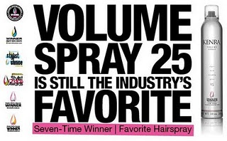 hair products: 25 Hairspray, Kenra Volume, Hair Products, Small Things Blog, Hairstyle, Hair Style