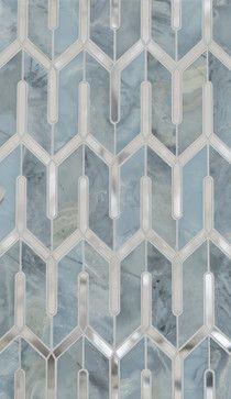 Métropole - transitional - Wall And Floor Tile - Montreal - Mosaïque Surface