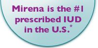 Mirena® | Home Page | Official Website