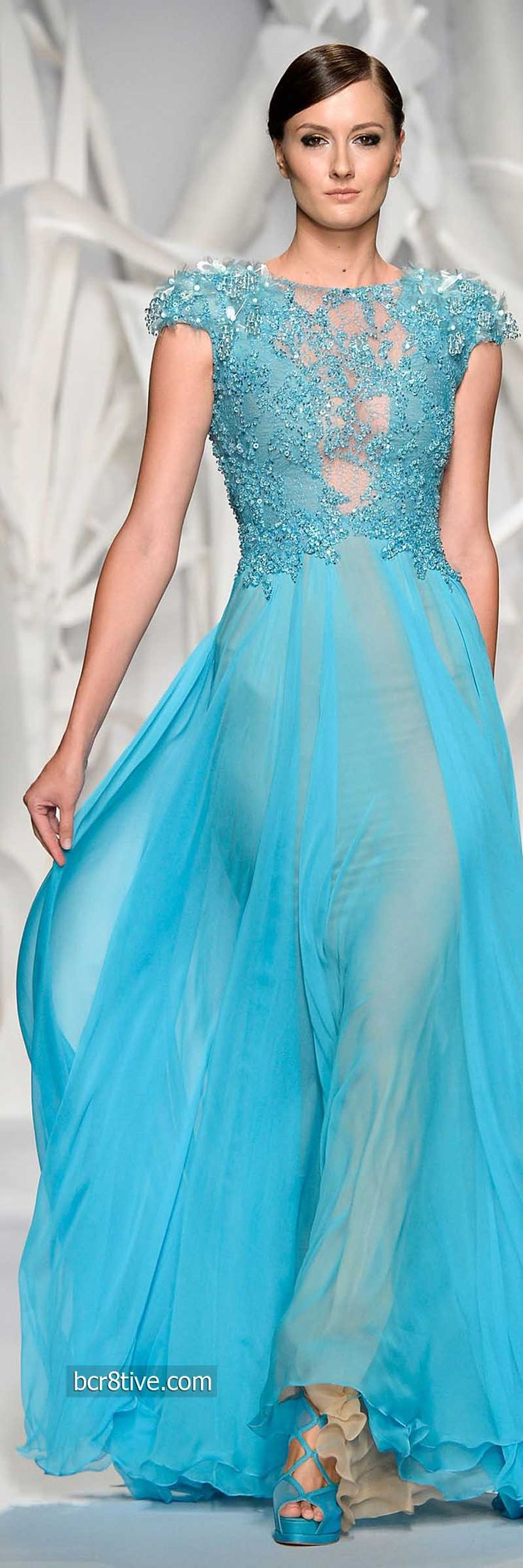 Abed Mahfouz Fall Winter 2014 Haute Couture §