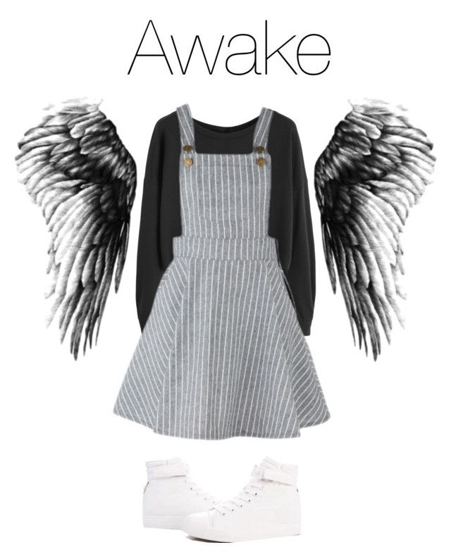 """BTS Wings: Awake"" by kookiechu ❤ liked on Polyvore featuring Renben"