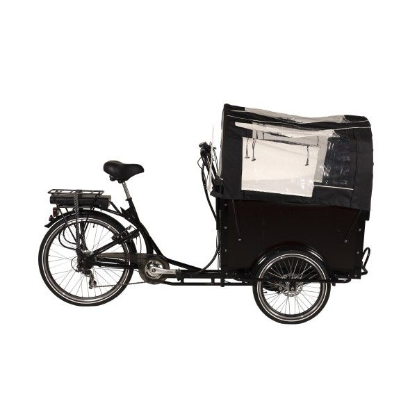 Electric Cargo Tricycle by BizzOnWheels