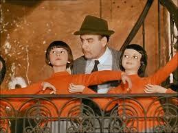 Zazie dans le Métro -- Louis Malle, 1960