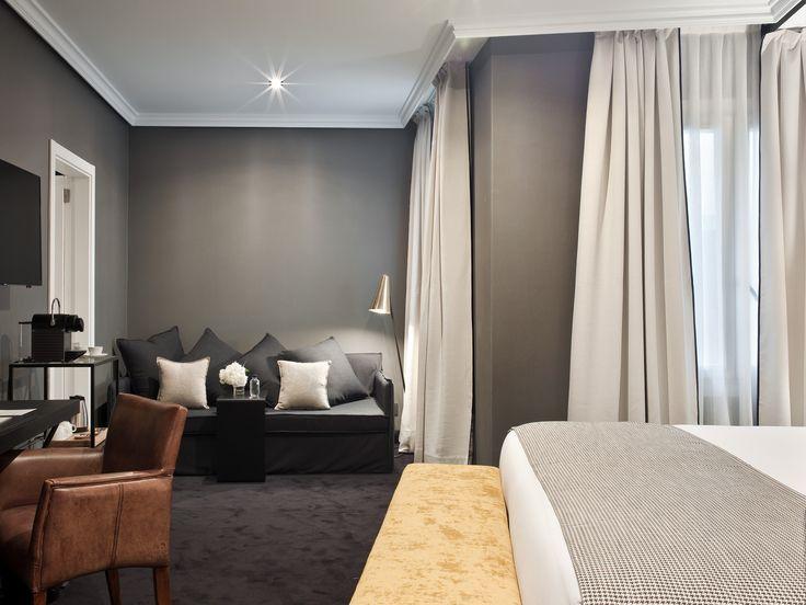 Superior Rooms in Madrid | The Principal Madrid