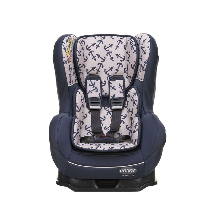 Obaby 0+-1 Combination Car Seat - Little Sailor