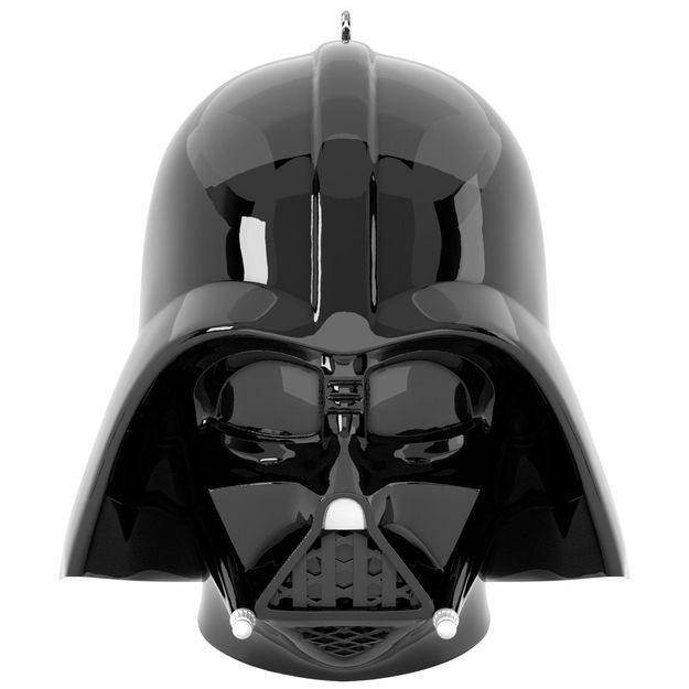 Intergalactic Christmas Crafts Darth Vader