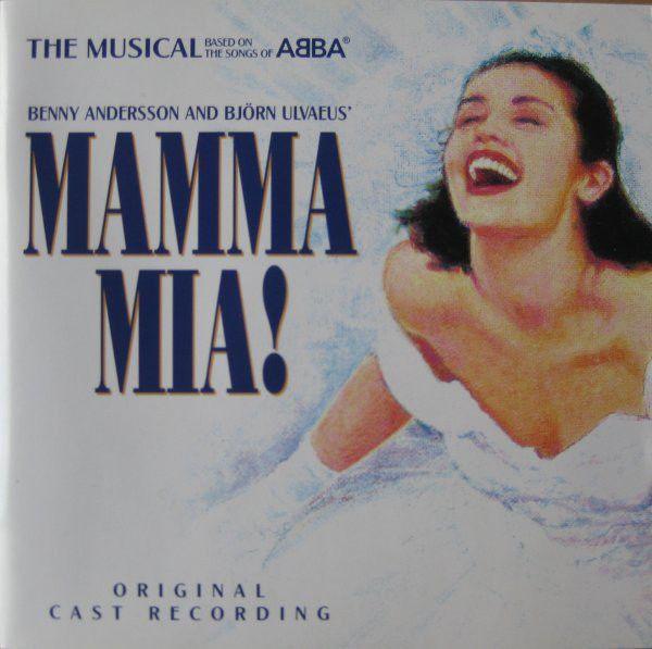 Mamma Mia! Original Cast Recording CD 1999 Polydor Abba Music Canada Release