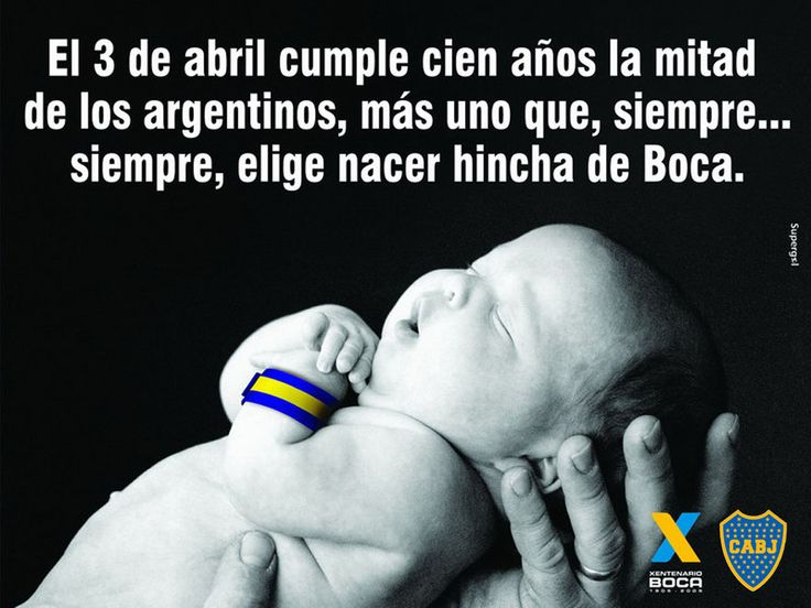 Afiche Boca Juniors Xentenario