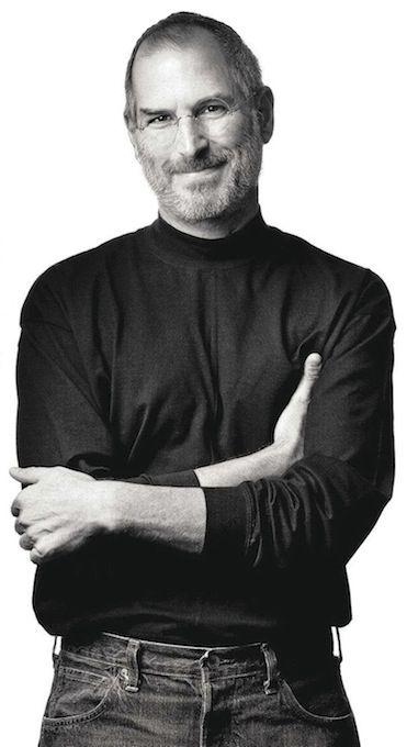 Steve Jobs! Keep thinking différent!