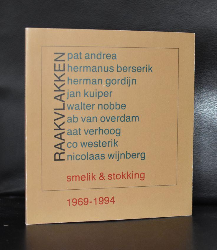 Andrea, Westerik, Wijnberg ao # RAAKVLAKKEN # 1994, mint-