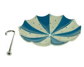 Midwinter umbrella shaped cake stand