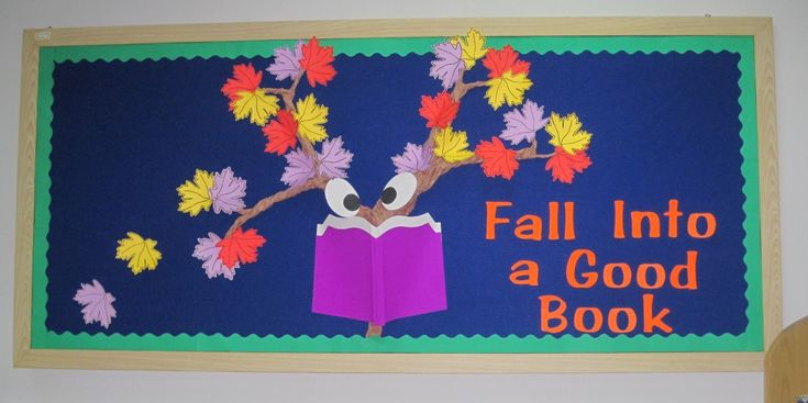fall bulletin board ideas for preschool | October Bulletin Board | Bulletin Board Ideas & Designs