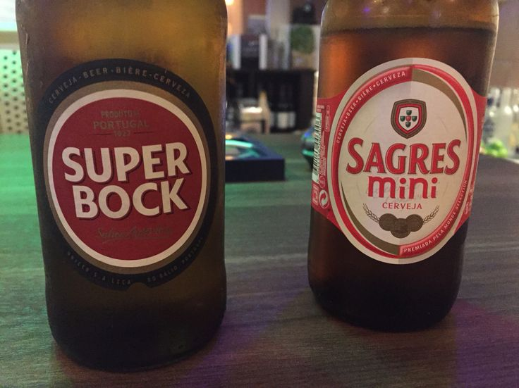 super bock / sagres mini