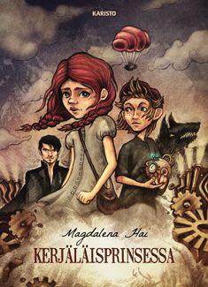 My novel that won the Kirjava Kettu 2014 Award!