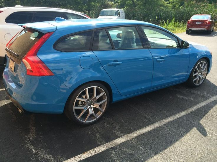 Volvo V60 Polestar at Volvo Dealer in Pennsylvania www.stillmanvolvo.com