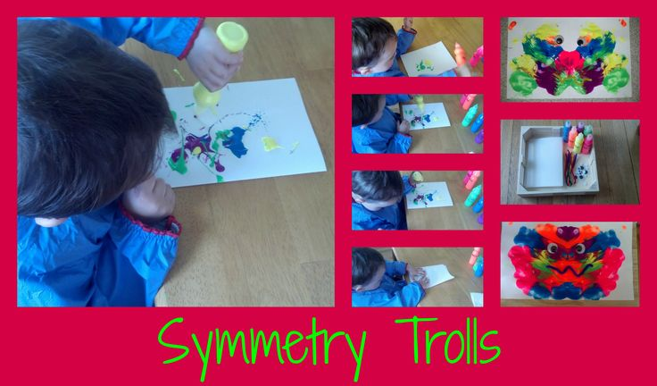 3 Billy Goats Gruff Activity~Symmetry Trolls (Thanks to http://scrumdillydo.blogspot.com/2014/03/the-three-billy-goats-gruff-blotto.html)