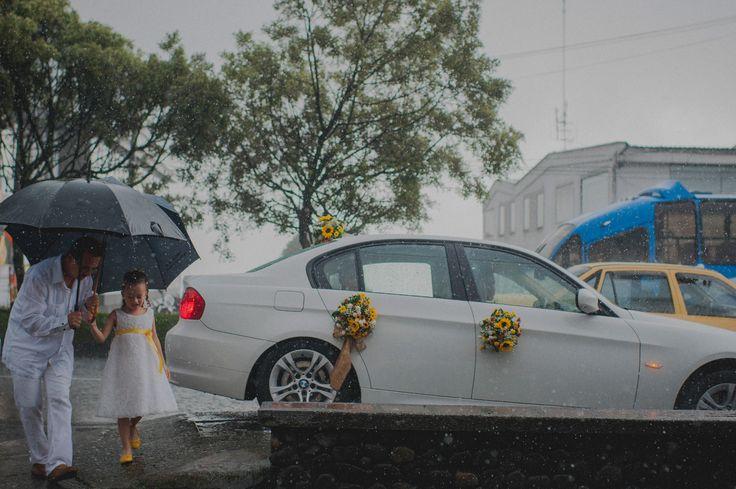 La lluvia nunca será un impedimento