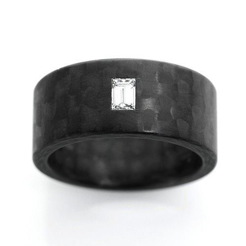 C6 Baguette 10mm Ring Exclusively Available @ Campbell Jewellers Donnybrook & Citywest Dublin Ireland