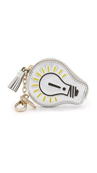 Anya Hindmarch Кошелек для монет Lightning Bulb