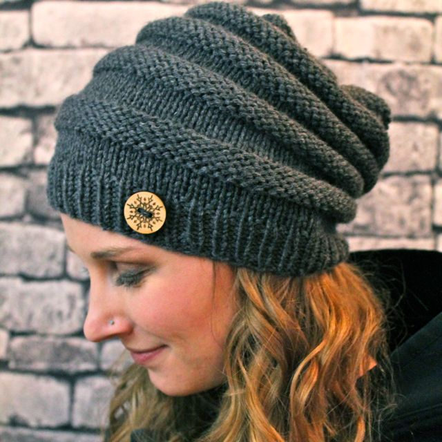 The perfect #beanie #slouchhat