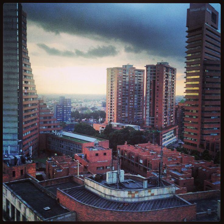 Colombia - Bogotá.