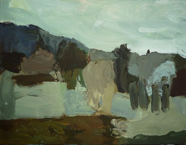 paysage   by Olivier Rouault