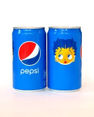 Betty Boop Pepsimoji Exhibit - Check out a picture of the #BettyBoop Pepsimoji along with the #video of the #Pepsimoji Exhibit in the link below! https://www.youtube.com/watch?v=Q_luqxTfbO4
