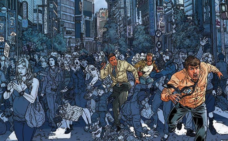 There's a Clone movie in the works via Skybound and Universal, who will adapt the comic book series into what is likely to become a series of movies.