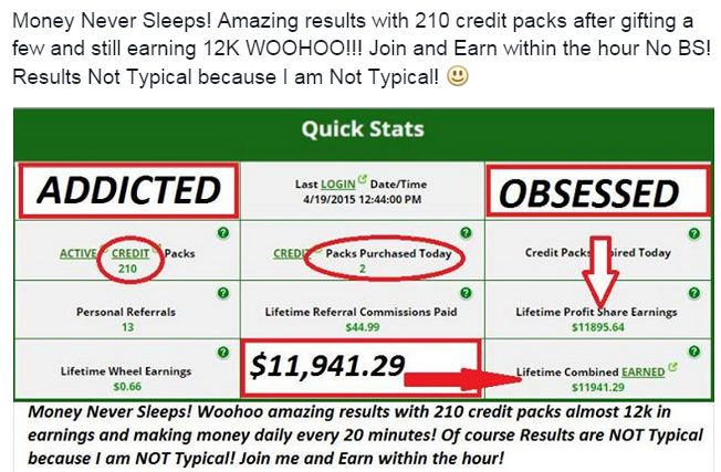 """""""Wow"""" this person is rocking it! http://rossa0.wix.com/earnmoney"""