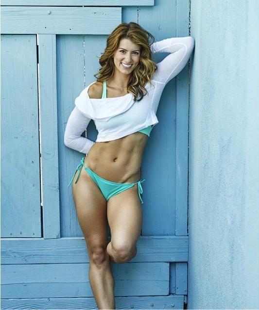 Beautiful Jen Widerstrom