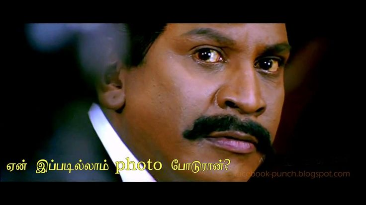 Facebook Punch Dialogues: Vadivelu photo commends | Funny