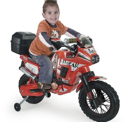 MOTOS DE BATERIA INFANTILES - MOTOS BATERIA INFANTILES - AFRICA TWIN 6V NIÑOS, IndalChess.com Tienda de juguetes online y juegos de jardin