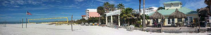 Undertow beach bar - drinks, beach volleyball, pool table