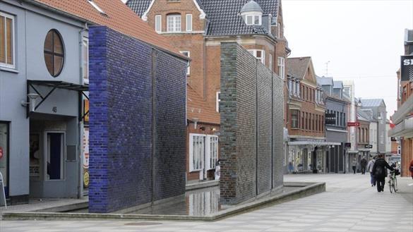 Water Art - Holstebro, Denmark
