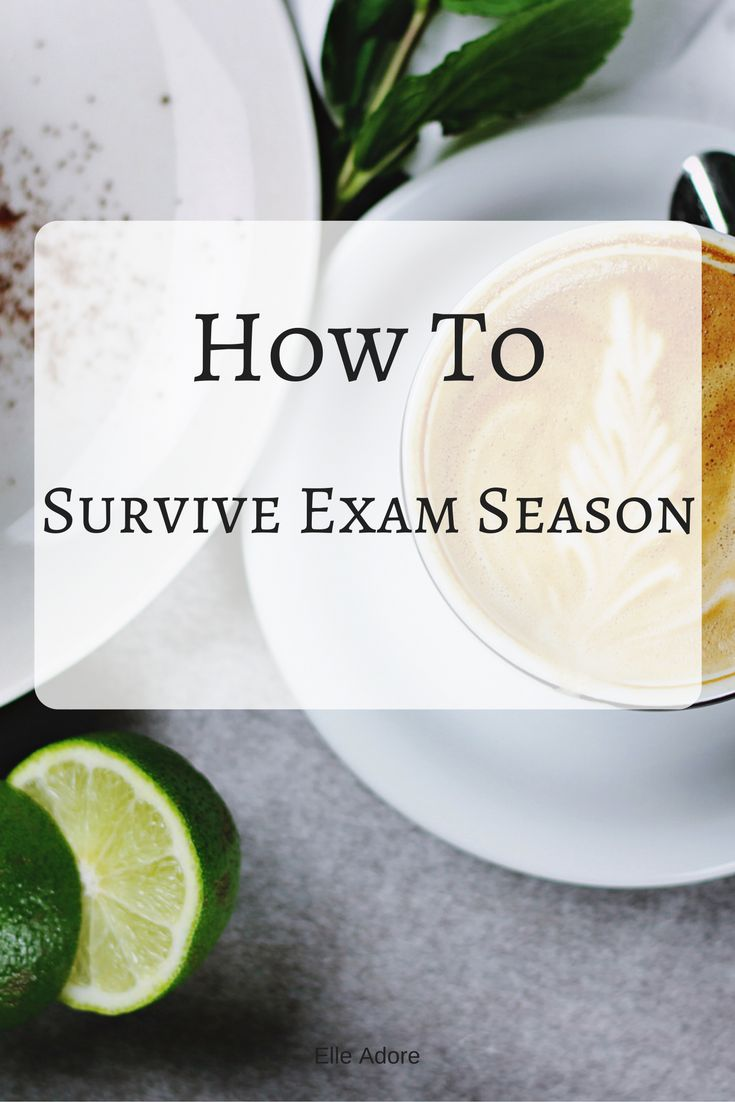 Finals are coming! Here's how to prepare.